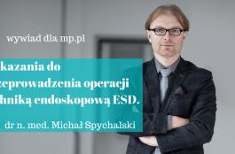 ESD, operacje techniką ESD dr Michał Spychalski